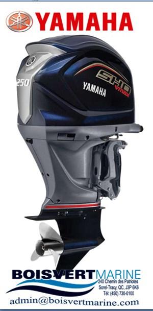 2022 Yamaha VMAX VF250B