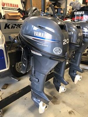 2010 Yamaha F20LPA