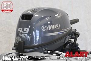 2022 Yamaha 9.9 HP