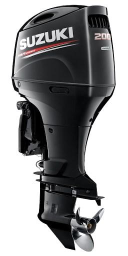 2021 Suzuki DF200ATX