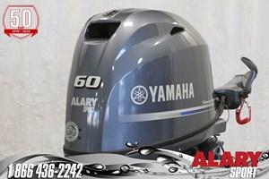 2022 Yamaha 60 HP