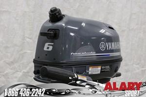 2022 Yamaha 6 HP