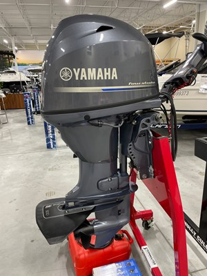 2021 Yamaha F50LB