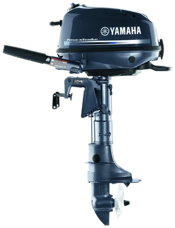 2016 Yamaha F4 - F4SMHA Photo 1 sur 1