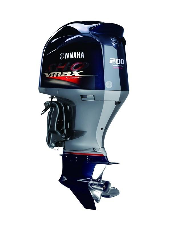 2016 Yamaha VF200 Vmax SHO - VF200LA Photo 1 of 1
