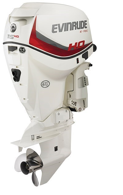 2016 Evinrude E-TEC High Output 115 H.O. - A115SHL Photo 1 of 1