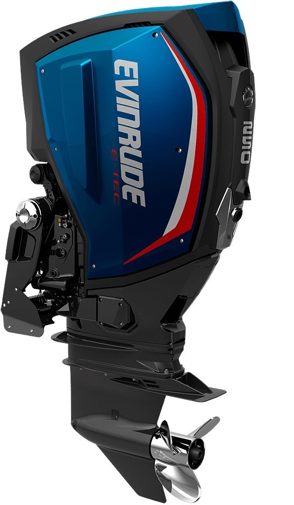 2016 Evinrude E-TEC G2 250 HP - A250ZC Photo 1 of 1