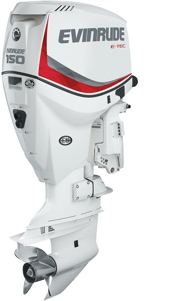 2016 Evinrude E-TEC V6 150 HP - E150DCX Photo 1 sur 1