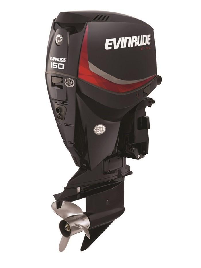 2016 Evinrude E-TEC V6 150 HP - E150DGX Photo 1 of 1