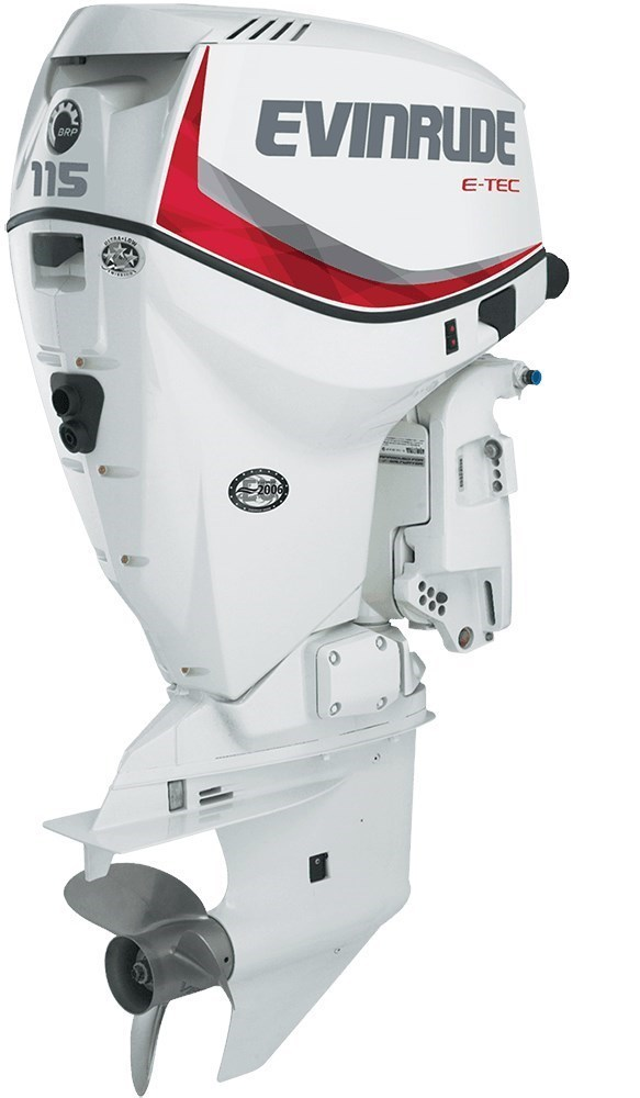 2016 Evinrude E-TEC V4 115 HP - E115DCX Photo 1 of 1