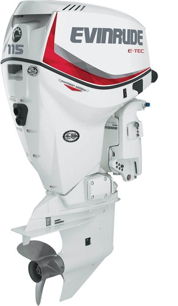 2016 Evinrude E-TEC Pontoon Series 115 HP - E115GNL Photo 1 of 1