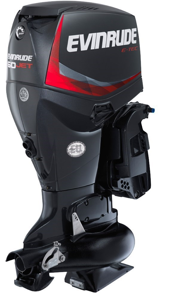 2016 Evinrude E-TEC Jet Series 60 HP - E60DPJL Photo 1 of 1