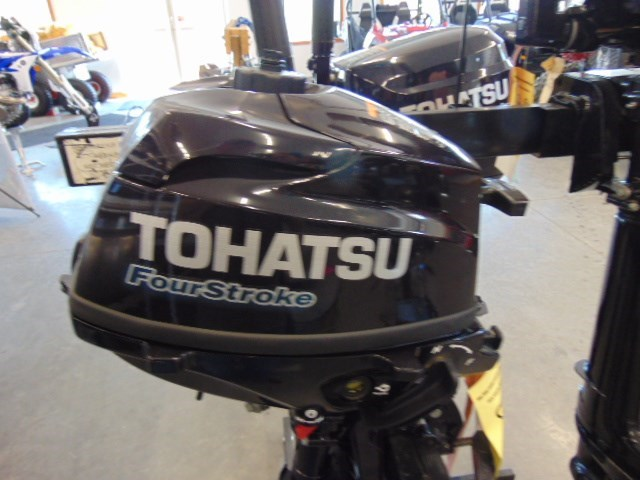 2016 Tohatsu 2.5 BS Photo 2 of 2