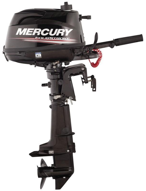2021 Mercury 4MH 4-Stroke Photo 5 of 7
