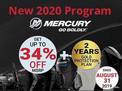 2019 Mercury 4MH 4-Stroke Photo 1 of 7