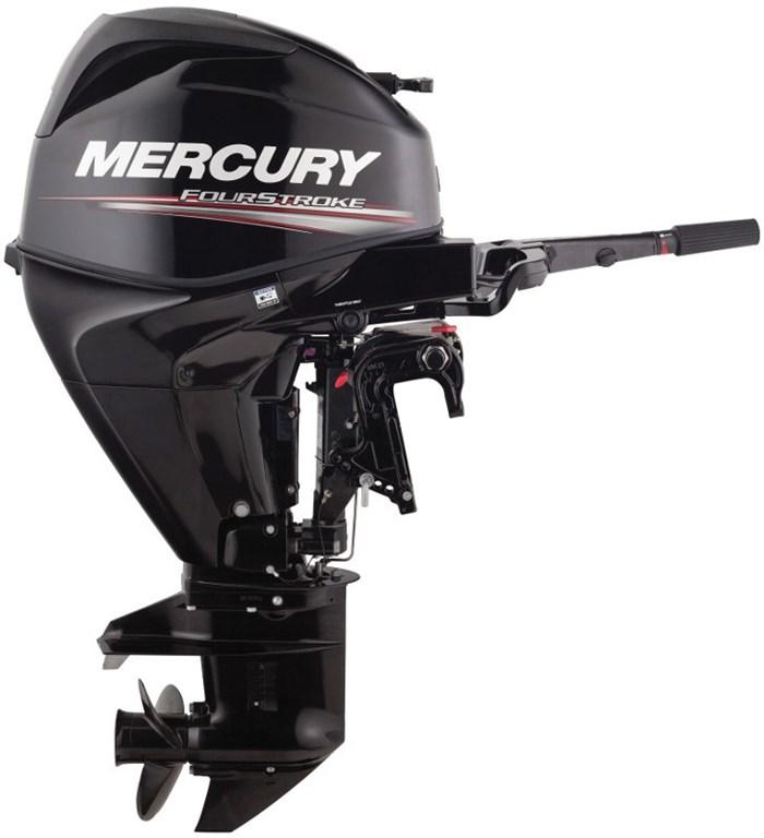 2019 Mercury 25ML EFI 4-Stroke Photo 8 of 8