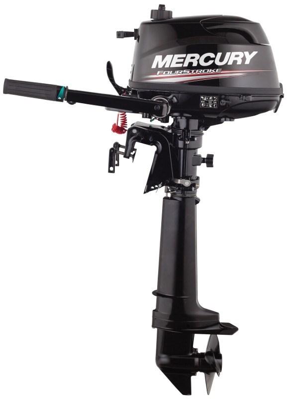 2021 Mercury 5MLH Sailpower 4-Stroke Photo 3 of 5
