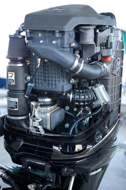 2021 Mercury 350XXL Verado 4 -Stroke Photo 9 of 16