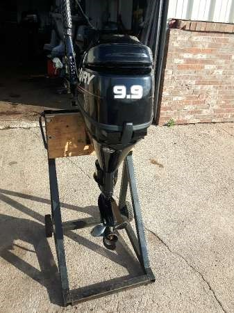 2014 Mercury 9.9MLH FourStroke Photo 2 of 5