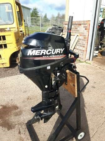 2014 Mercury 9.9MLH FourStroke Photo 4 of 5