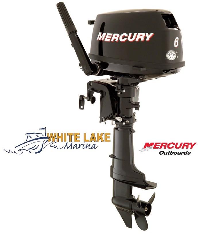 2018 Mercury 6 MH 4-Stroke Photo 1 of 4