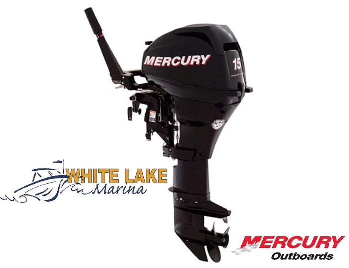 2018 Mercury 15 MLH 4-Stroke Photo 1 sur 4