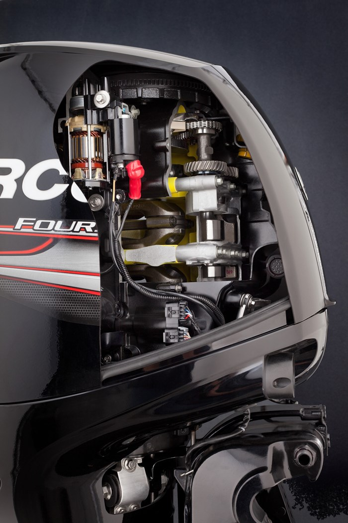 2019 Mercury 150CXL EFI 4-Stroke Photo 10 of 21