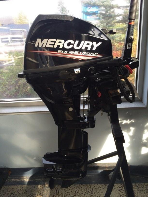 2016 Mercury F15ELH Photo 1 of 2