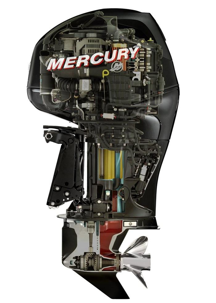 2021 Mercury 350CXL Verado 4-Stroke Photo 7 of 22