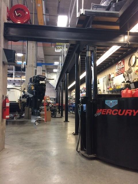2021 Mercury 350CXL Verado 4-Stroke Photo 21 of 22