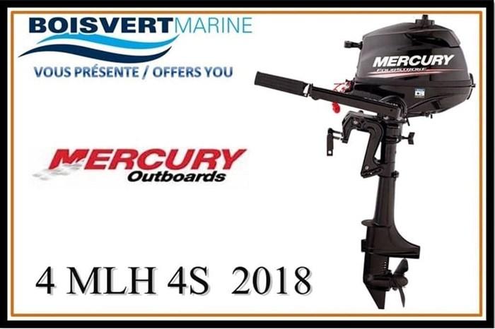 2018 Mercury 4 MLH 4S Photo 1 of 3