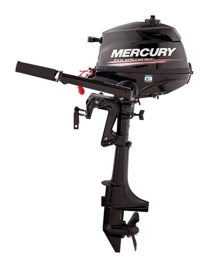 2018 Mercury 4 MLH 4S Photo 3 of 3