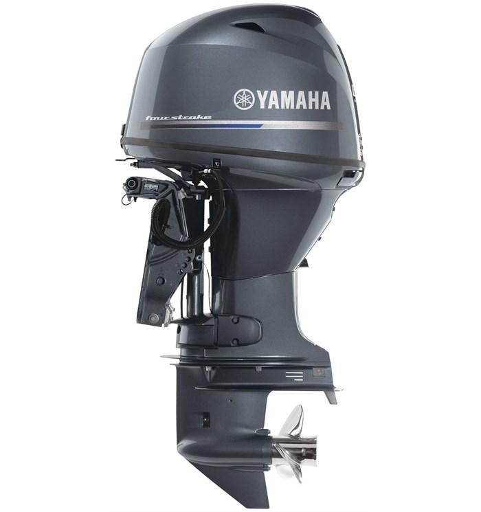 2015 Yamaha F60LB Photo 2 of 2