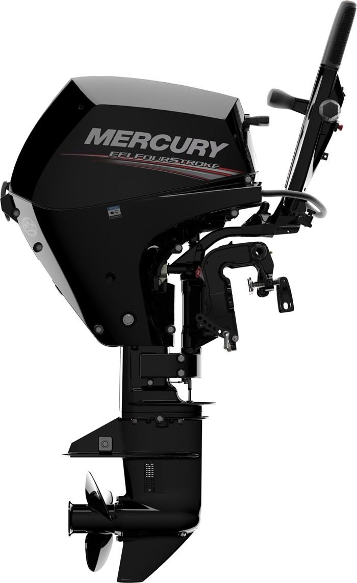 2020 Mercury 15ELH 4-Stroke EFI Photo 6 of 13