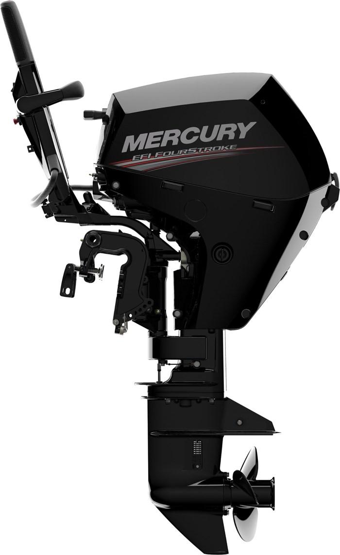 2021 Mercury 20ELH 4-Stroke EFI Photo 5 sur 13