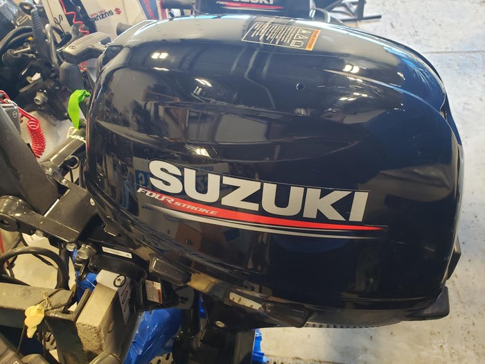 2017 Suzuki DF15AEL FUEL INJECTED TILLER LONGSHAFT Photo 2 of 7