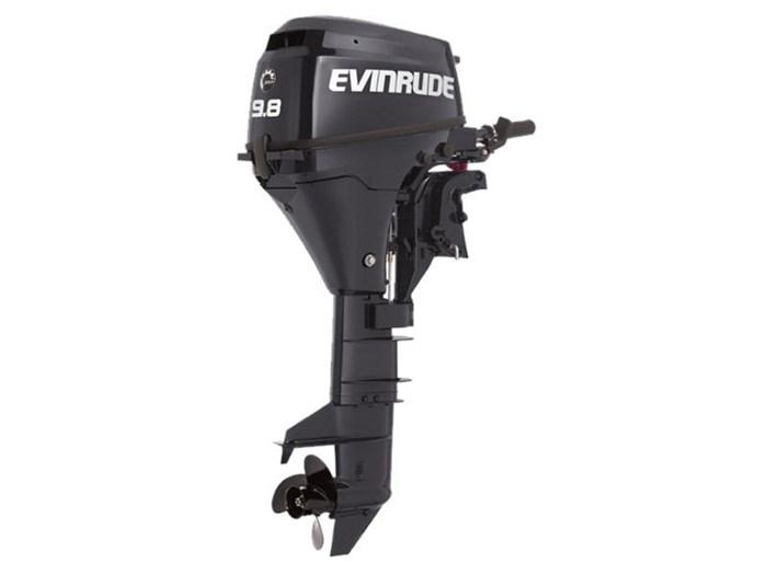 2017 Evinrude Portables 9.8 HP E10TPL4 Photo 1 of 1