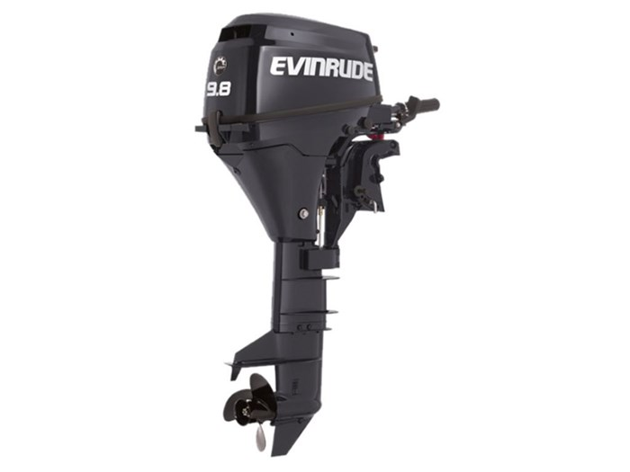 2017 Evinrude Portables 9.8 HP E10TPL4 Photo 1 sur 1