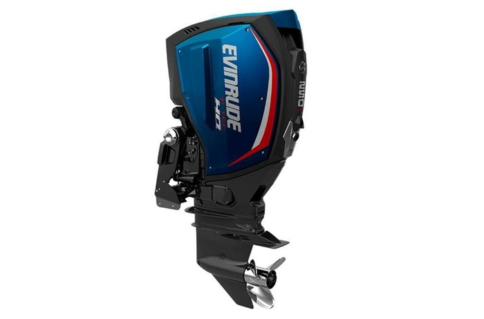 """2015 Evinrude 250 HO 20"""" Power Steering Photo 1 of 1"""