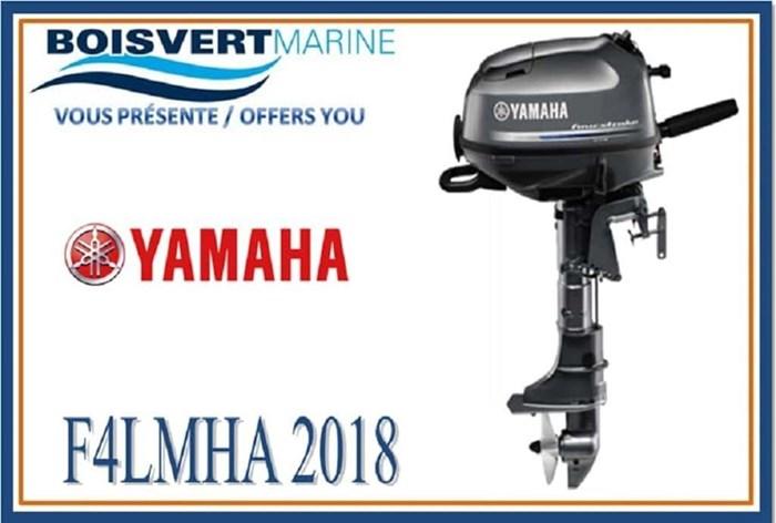 2018 Yamaha F4LMHA Photo 1 of 2