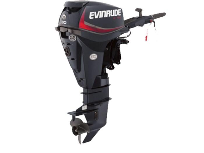 2017 Evinrude E-Tec 30 HP E30DRGL Photo 1 of 1