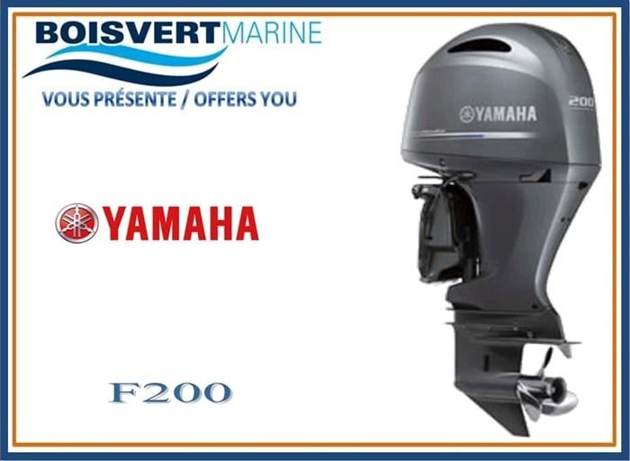 2019 Yamaha F200 Photo 1 of 1