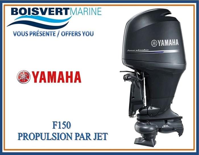 2019 Yamaha F150 PROPULSION PAR JET Photo 1 of 2