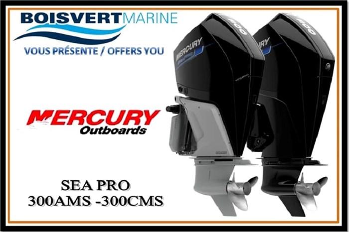 2019 Mercury SEA PRO 300AMS-300CMS Photo 1 of 2