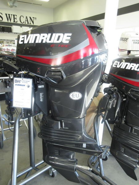 Evinrude E-TEC 60 HP E60DGTL Graphite 2018 New Outboard for Sale in  Campbell River, British Columbia - OutboardDealers ca