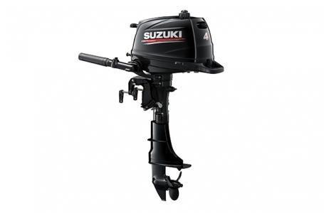 2018 Suzuki DF4AS Photo 1 of 2