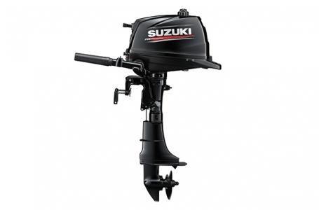 2018 Suzuki DF4AS Photo 2 of 2