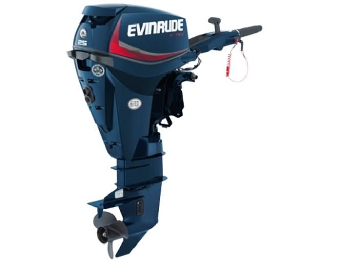 2014 Evinrude Inline 25-HP E25DTEL Photo 1 of 1