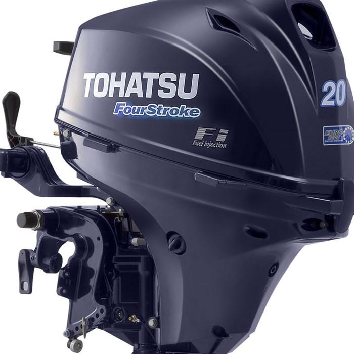 2018 Tohatsu Electric Photo 2 of 2