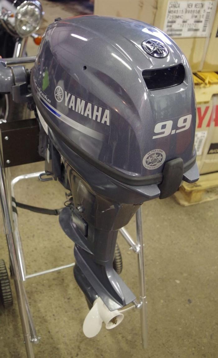 2015 Yamaha F9.9 SMHB Photo 1 of 5